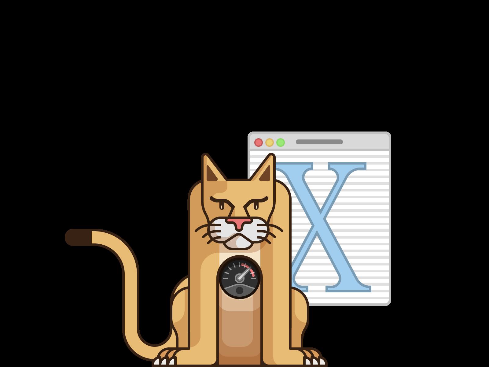2001年9月推出的OS X 10.1 PUMA