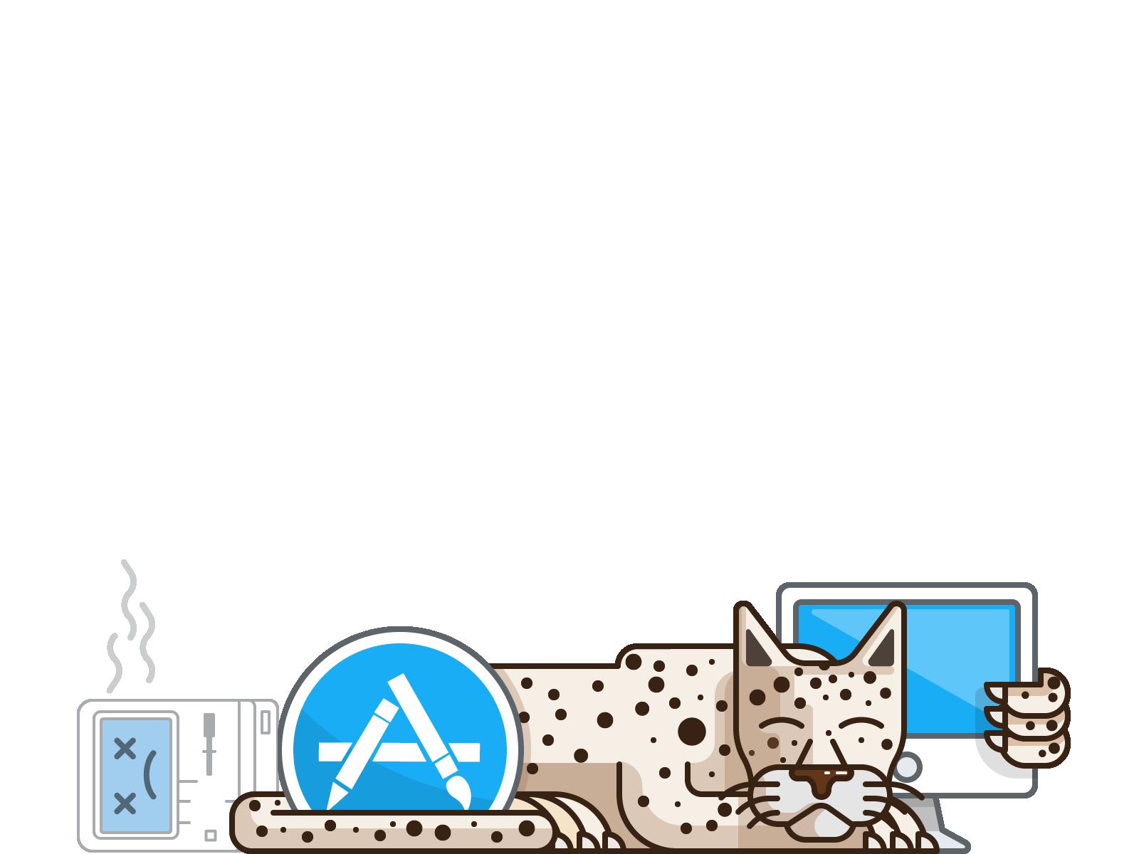 2009年8月推出的OS X 10.6 SNOW LEOPARD