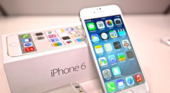 iPhone6的旧款包装盒
